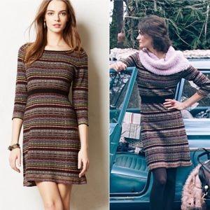 Anthropologie Sparrow Clara Sweater Dress